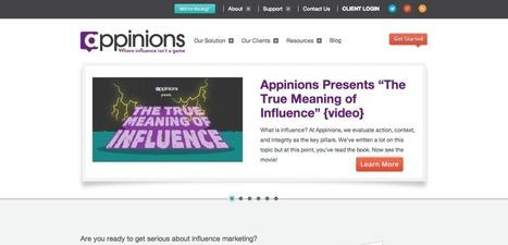 Mesurer l'influence en 5 Outils   Marketing, e-marketing, digital marketing, web 2.0, e-commerce, innovations   Scoop.it