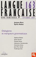 Jacques Bres, Sylvie Mellet, Dialogisme et marqueurs grammaticaux, 2009 | Théorie du discours 2. 1980-2000 | Scoop.it