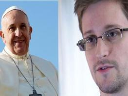 Edward Snowden and the Pope tipped for 'wide open' Nobel peace prize - Economic Times | Cyber rebels | Scoop.it