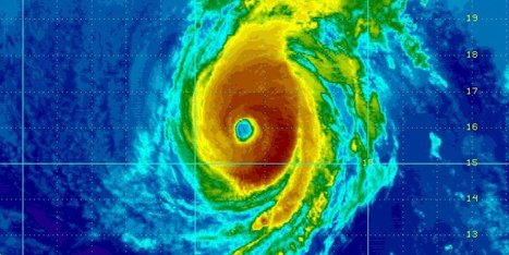 Two Big Storms Are Headed For Hawaii | Earth Changes | Scoop.it