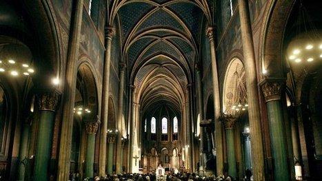 Pour la rénovation de l'église, devenez une bonne étoile de Saint-Germain-des-Prés - France 3 Paris Ile-de-France | Infos sur les fonds de dotation | Scoop.it