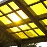 Eni inaugura un impianto fotovoltaico trasparente dimostrativo | scatol8® | Scoop.it