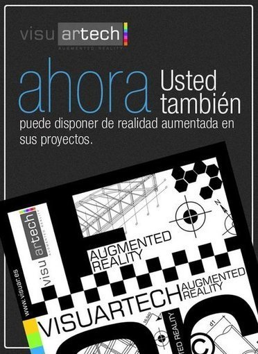 VISUARTECH LA APP DEFINITIVA DE REALIDAD AUMENTADA | Augmented reality tools and news | Scoop.it