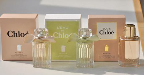 My Little Chloé's : trois mini-parfums pour se faire plaisir | Les parfums de marque à prix cassé | Scoop.it