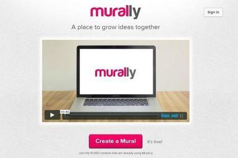 MURAL.LY | BLOG RECURSOS WEB 2.0 Francho Lafuente | Edu-Recursos 2.0 | Scoop.it