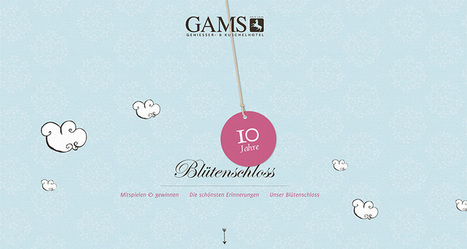 Jubiläumsgewinnspiel: GAMS, Genießer- und Kuschelhotel | Willkommen im Blog des GAMS, Geniesser- und Kuschelhotel Österreich | Scoop.it