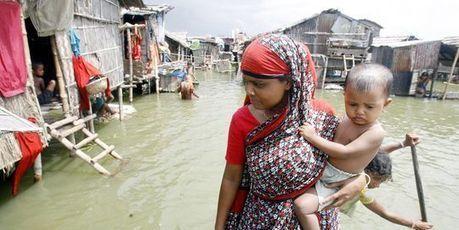 Au Bangladesh, survivre avec le changement climatique | Ecologie & citoyens | Scoop.it