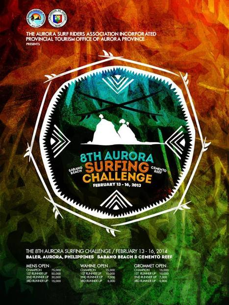 8th Aurora Surfing Challenge | Surfing in Baler | Scoop.it