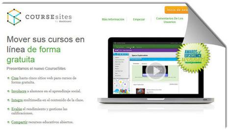 CourseSites, excelente opción para crear y organizar cursos online.- | Aprendiendo Matemáticas | Scoop.it