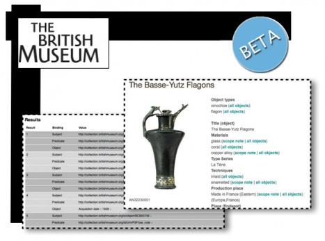 Le Bristish Museum se lance dans le web semantique | Open P2P ReadWrite Museums • Free Culture • Co Creation | Scoop.it