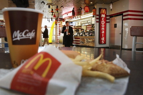 Here's the Real Reason McDonald's Is Selling Coffee in Grocery Stores | Driving Business | Scoop.it