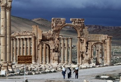 WorldViews: Islamic State fighters are at the gates of an ancient Roman-era city in Syria   The Washington Post   Kiosque du monde : Amériques   Scoop.it