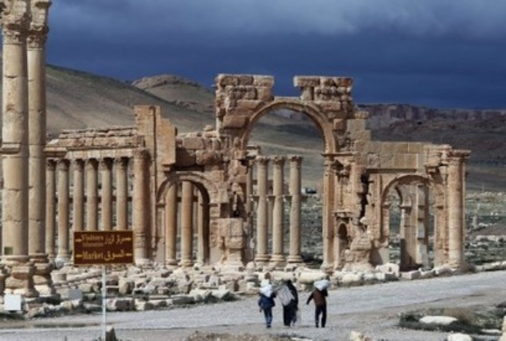 WorldViews: Islamic State fighters are at the gates of an ancient Roman-era city in Syria | The Washington Post | Amériques | Scoop.it