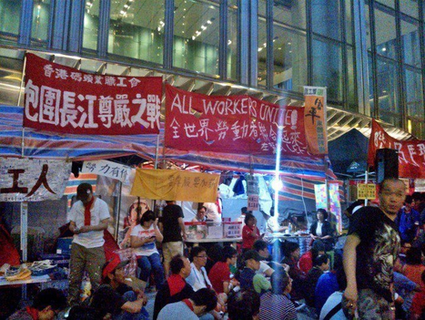 Strike leader urges big turnout at rally | Asian Labour Update | Scoop.it