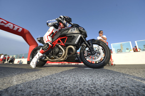 WDW2014 Drag Race confirmed: the Ducati riders are ready for the challenge | Motorcycle Industry News | Scoop.it