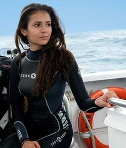 New Celebrity Fitness Trend: Scuba Diving - Shape Magazine | Scuba Diving | Scoop.it
