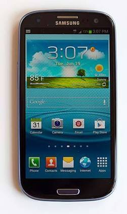 Samsung Galaxy S III Review - Android Phone Reviews by MobileTechReview | Runzheimer International | Scoop.it
