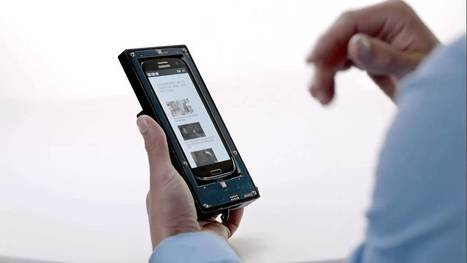 Touchless gesturing on Android smartphones   Android Application   Scoop.it