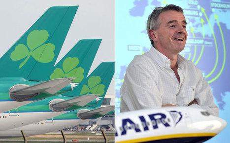 Ryanair shelves Aer Lingus bid as European Commission opens investigation - Telegraph | Social Network for Logistics & Transport | Scoop.it