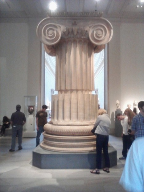 Columna = Column | Learn Spanish | Scoop.it