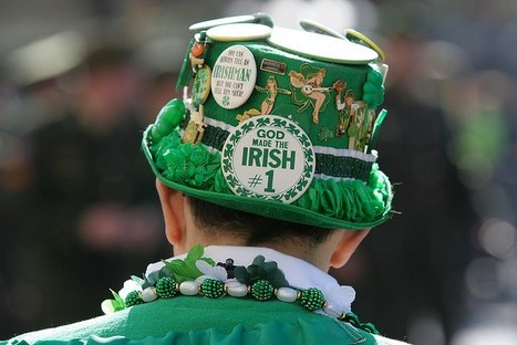 Cheers! St. Patrick's Day Parade Is Today! | New York City Chronicles | Scoop.it