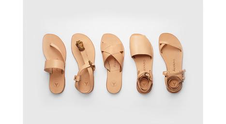 Les sandales minimalistes d'Álvaro González | Esthétique - santé - food - fashion | Scoop.it