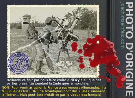 Victoire sur l'armée Nazi 1945, le Dédain Royal de françois hollande de Fêter avec les Russes, PLUS VASSAL U.S. TU MEURS! | Madagascar Forces et Faiblesses | Scoop.it