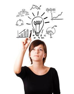 Entreprendre au féminin : l'Etat dévoile son plan   L'avenir pour les nuls   Scoop.it