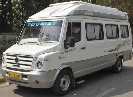 Tempo Traveller | Tempo Traveller Hire in India | Scoop.it