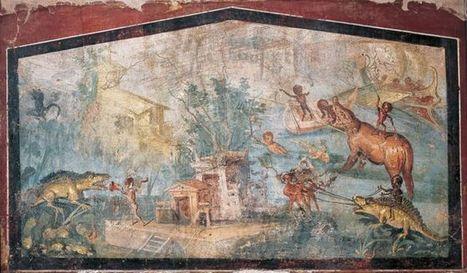 La representación de la naturaleza en la mitología grecorromana | Mundo Clásico | Scoop.it
