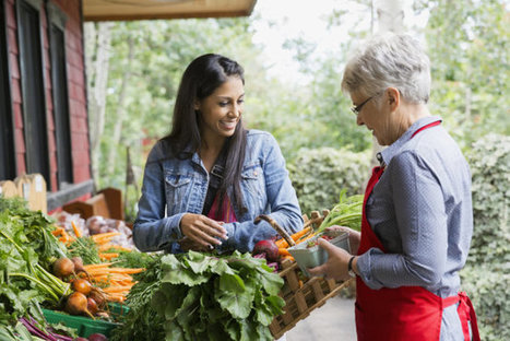 Eating Sustainably: Do Well By Yourself and the Planet - U.S. News & World Report (blog)   Energy & Sustainability   Scoop.it
