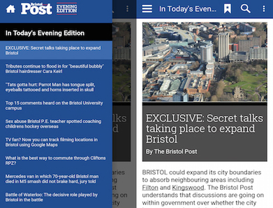 Local World wants to reinvent the evening newspaper with new apps | Multimedia Journalism | Scoop.it