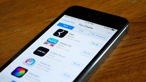 App Store Downloads Top 85 Billion, Revenue Up 36 Percent Year-Over-Year | TechCrunch | Apple | Scoop.it