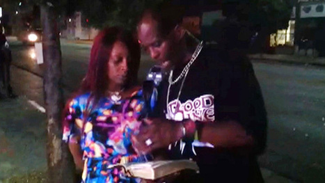 DMX -- Spitting Bible Verses on the Street - TMZ.com   Biblical Stewardship   Scoop.it