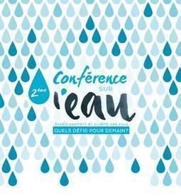 La deuxième Conférence sur l'eau s'ancre à Anglet les 4 et 5 novembre   BABinfo Pays Basque   Scoop.it