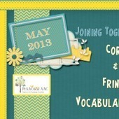Join Together Core & Fringe Vocabulary | AAC & Language Intervention | Scoop.it
