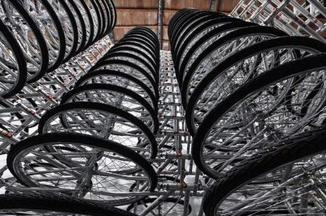Les pneus de vélo : Tringle rigide ou souple? | RoBot cyclotourisme | Scoop.it