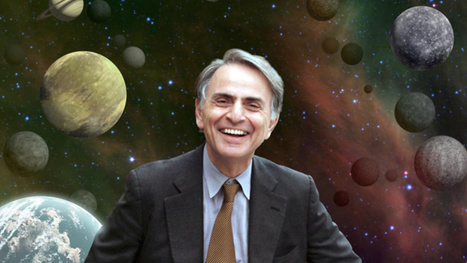 Here's Carl Sagan's original essay on the dangers of climate change | Farming, Forests, Water, Fishing and Environment | Scoop.it