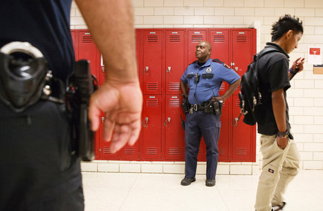 With Police in Schools, More Children in Court | eLearning worth eKnowing | Scoop.it