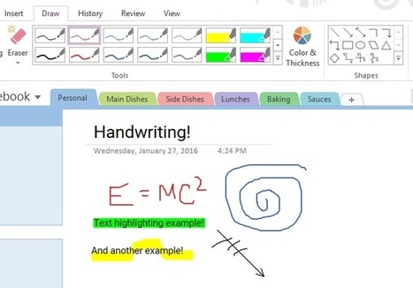 Evernote vs. OneNote: Which Note-Taking App Is Right for You? | Educación Virtual UNET | Scoop.it
