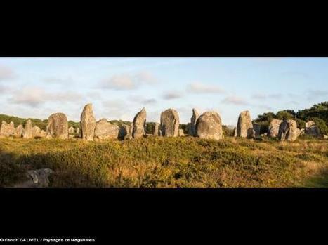 Mégalithes du Morbihan : les premières architectures ... - Agence Bretagne Presse | Mégalithismes | Scoop.it