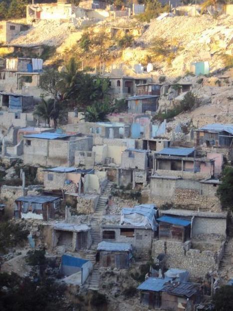 [ Haïti ] Chroniques / Port-au-Prince: après le séisme vient la tempête : Urbanités | URBANmedias | Scoop.it