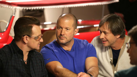 Jonathan Ive on Apple's Design Process and Product Philosophy - New York Times (blog) | Architecture and interiors i love | Scoop.it