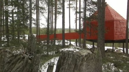 Tree House Hotel in Sweden | Travelling around the world | Scoop.it