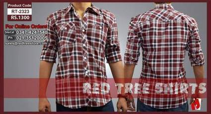 Men New Fancy Shirts By Red Tree | Style Stylo | Styling Tips for Men | Scoop.it