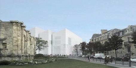 Reims présente son futur musée des Beaux-Arts | Culturebox | MuséoPat | Scoop.it
