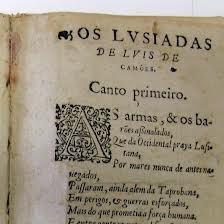Luis de Camoes infopedia