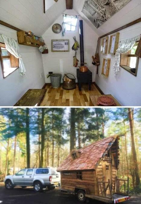 10 Coolest Cabins - ODDEE | enjoy yourself | Scoop.it