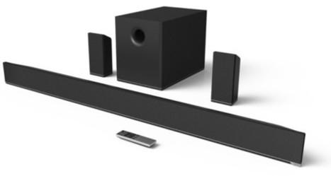 Reviews VIZIO S5451w-C2 Sound Bar With Patrons | Best soundbar reviews | Scoop.it