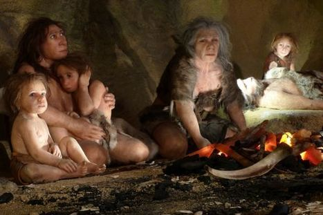 Homo sapiens et Neandertal ont coexisté | Archeology on the Net | Scoop.it